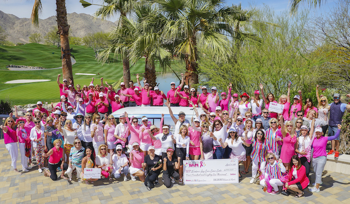 BIGHORN BAM supporters celebrate raising money for local cancer patients