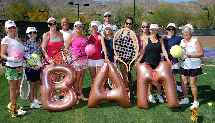 """BAMSlam"" Tennis Tournament fundraiser"